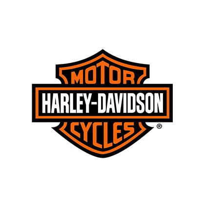 Motor Harley Davidson Cycles logo