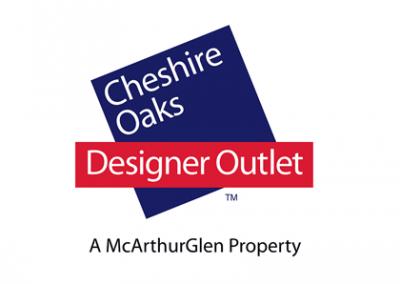 Cheshire oaks designer outlet logo