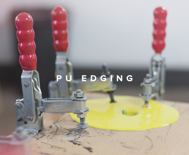 PU Edging: The Quality Edging Solution