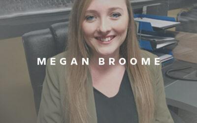 Meet the team: Megan Broome, CAD Technician