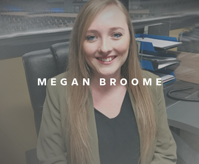 Meet the team: Megan Broome, CAD Technician