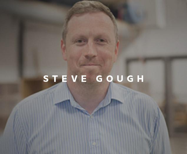 Meet the team: Steve Gough, Director of Project Management