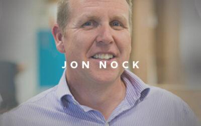 Meet the team: Jon Nock, Sales Manager