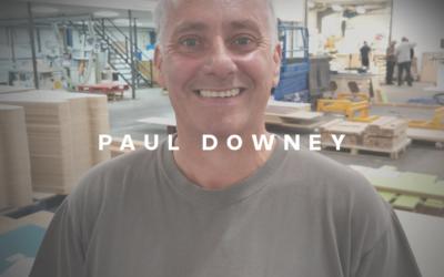 Meet the team: Paul Downey, Warehouse Operative